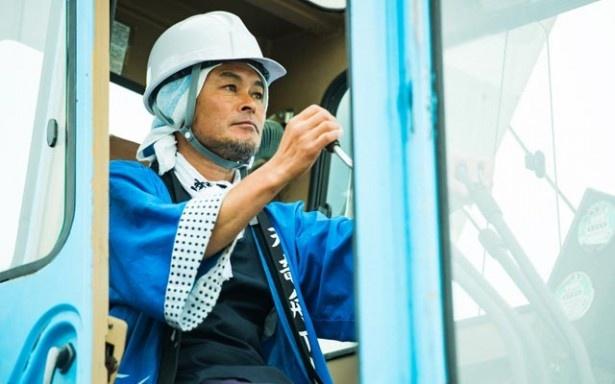 曽根原さんは船頭になった後に「クレーン運転士」「小型船舶」などの資格を取得した