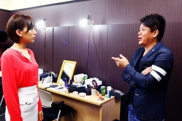 """ドラマ「闇金ウシジマくん Season3」で、""""ホリエモン""""が光宗薫に特別講習!"""