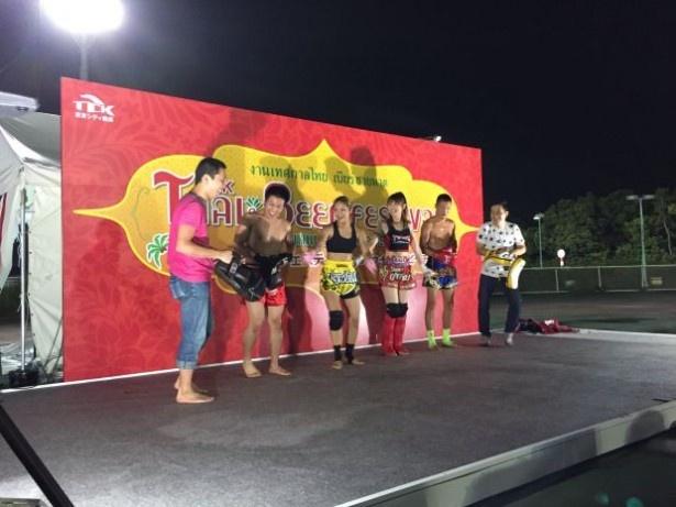 タイ伝統のスポーツや踊りのデモンストレーションを見学しよう