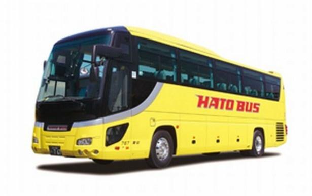 トゥインクルレース30周年を記念し、新宿・池袋駅発、大井競馬場行の無料バス「はとバストゥインクル30号」が運行中