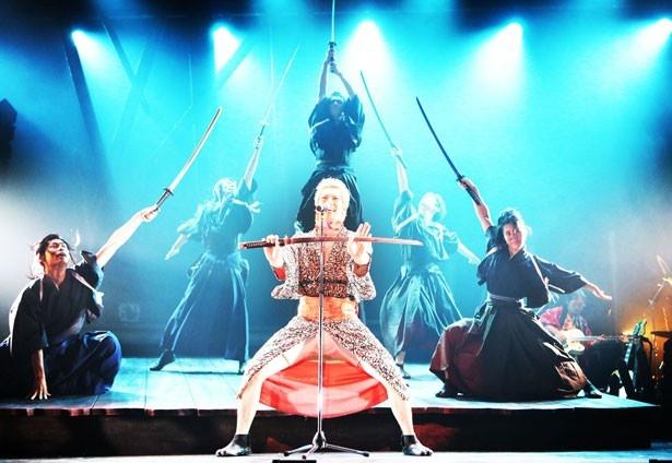 東京ではサンシャイン劇場で24日(日)まで上演される