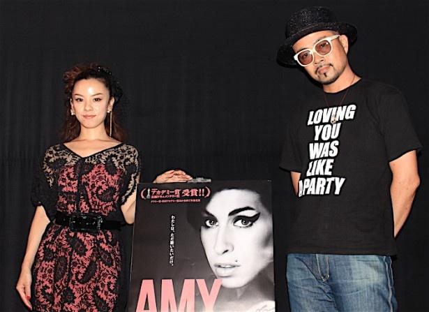 『AMY エイミー』は公開中