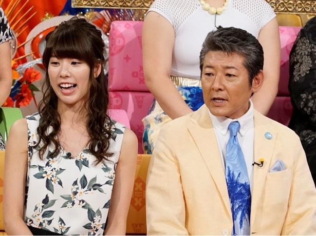 布川敏和と娘・布川桃花。布川親子のルールは「家族の近況はブログやSNSで確認」だとか