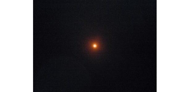ちなみにこれが欠け始める前の太陽