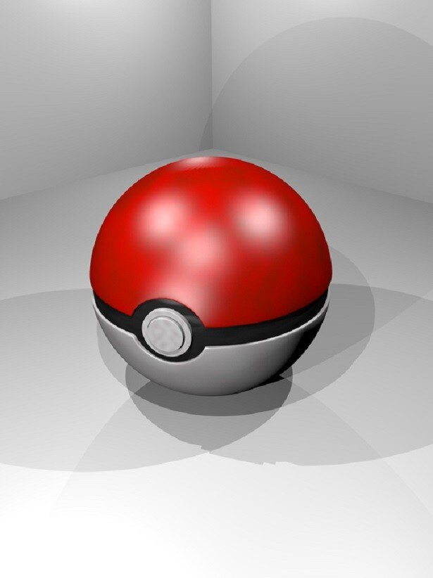 ポケモンの世界で使用されるモンスターボール