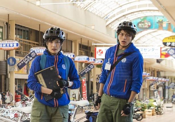 二人は「宇和島の商店街の食べ物屋さんは全部制覇した」と明かした