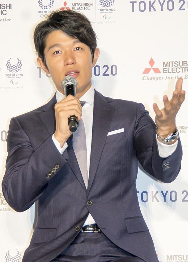 世界遺産にも精通する鈴木亮平は、外国の方に日本の世界遺産も見てもらいたいとアピール