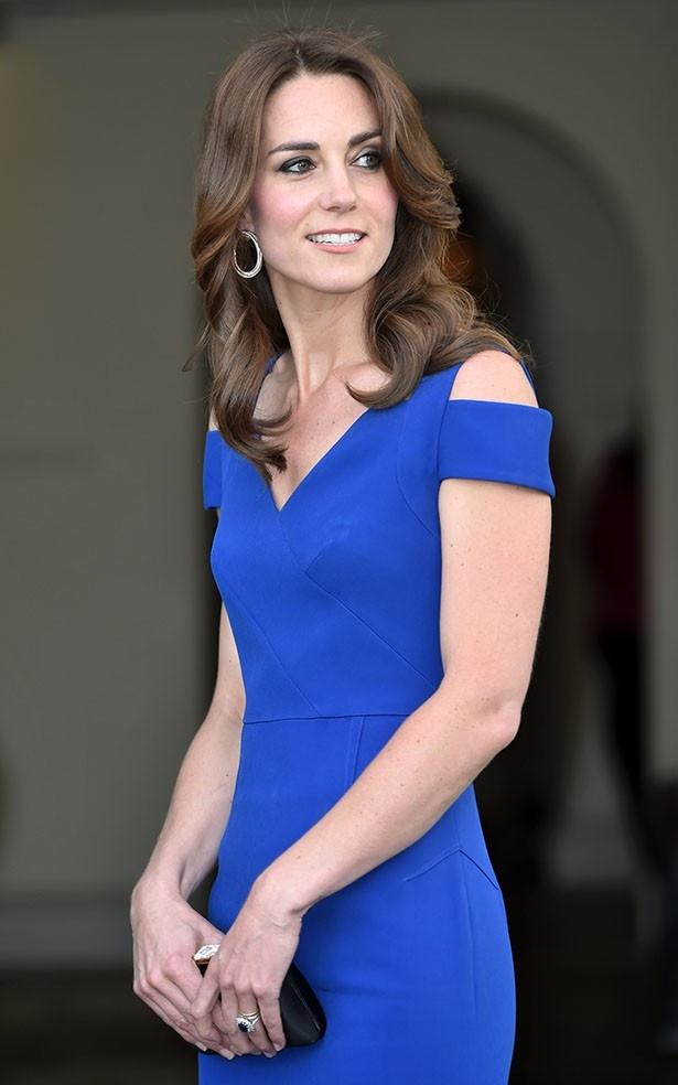 ファッションアイコンとして絶大な人気を誇るキャサリン妃