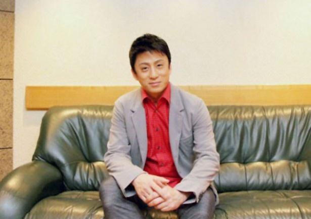 映画「ポケモン・ザ・ムービー XY & Z『ボルケニオンと機巧(からくり)のマギアナ』」で、幻のポケモン・ボルケニオンの声を演じている歌舞伎俳優・市川染五郎