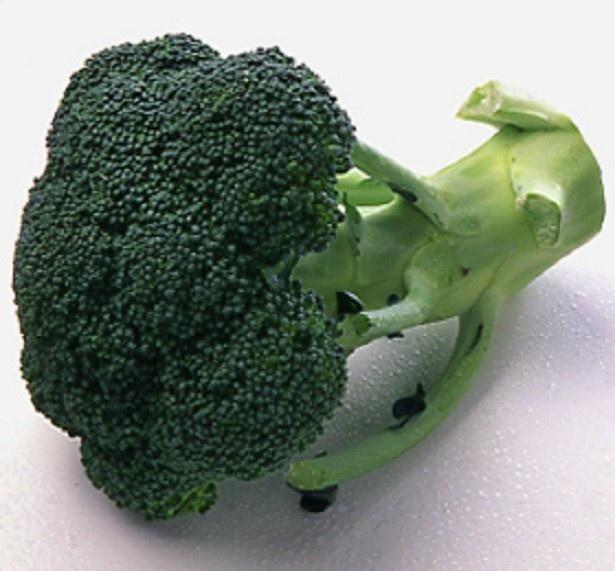 彩が欲しい時に便利なブロッコリーだが、栄養価も優れている