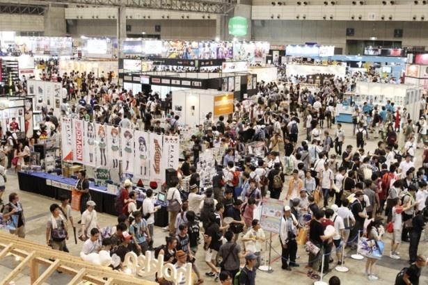 大勢のアニメファン、フィギュアファンで盛り上がる「ワンダーフェスティバル」が今年も開催!