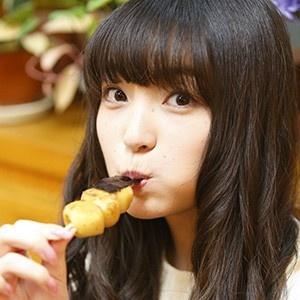 上田麗奈フォトコラム第19回・巣鴨の色は…キュウリと味噌ラーメン!?