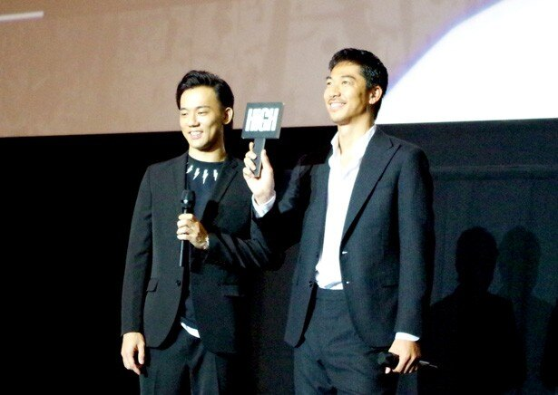 5会場対抗で映画にまつわる「HiGH&LOW」クイズも実施され大盛り上がり!