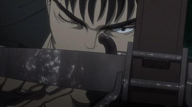 アニメ「ベルセルク」の第1話『竜殺しの大剣』を、場面カットとあらすじで振り返る!