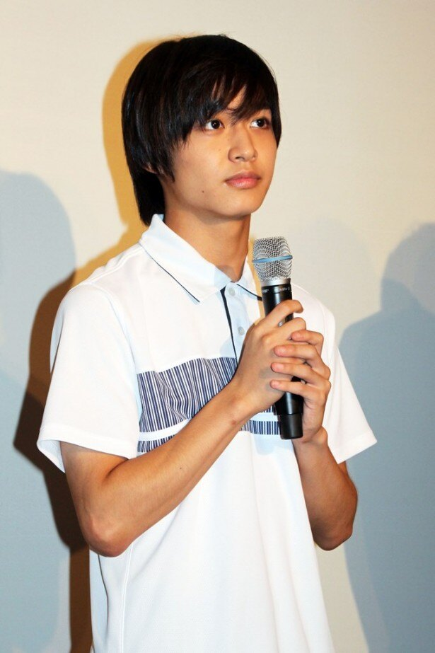 主演を務める松岡は「テニスの魅力がたくさん詰まった作品です!」とアピール