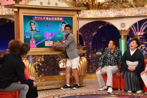 【写真を見る】柴田は元妻、ファンキー加藤と3人で一堂に会した際の様子を振り返る