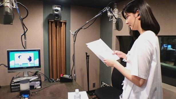 彦介を演じる内村光良、彦美を演じる石橋杏奈のメーキング映像を番組ホームページで公開!