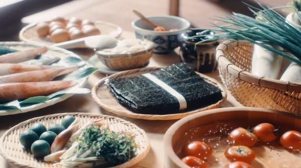 佐賀が誇る県産品の数々に、思わず食欲がかき立てられる?