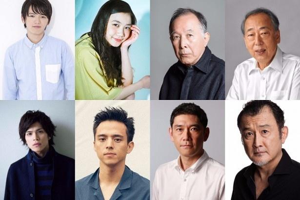 テレビ東京系で'16年に放送されるドラマスペシャル「模倣犯」に出演する豪華俳優陣