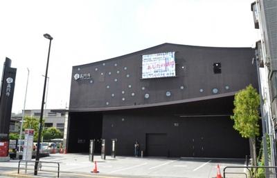 世界的にも有名な建築家、伊東豊雄氏が設計を手がけた「座・高円寺」