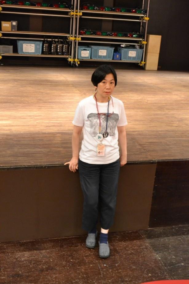 「『座・高円寺』は、子供から年配の方まで、幅広い年代の人に親しまれています」(広報の森さん)