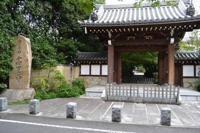 この地の由来となった寺院の「高円寺」。1555年に創建され、徳川家ゆかりの寺としても知られる