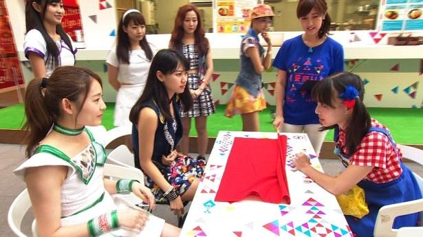 7月22日(金)は「アイドルお宝くじ特別編 真夏の5番勝負inサマステ」と題してアプガとGEMが対決!