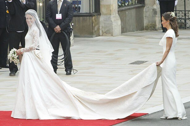 【写真を見る】ピッパを想うキャサリン妃の複雑な心境
