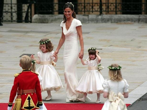 キャサリン妃の結婚式では、ピッパの美しさにも注目が集まった