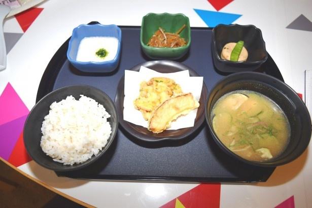 「和食三昧 精進健美食」(950円)