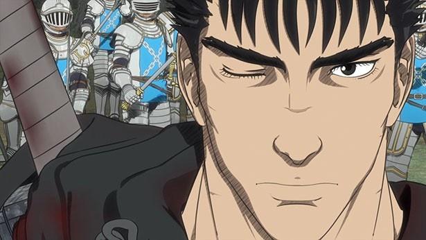 アニメ「ベルセルク」第2話の場面カットが到着。ガッツを責めるファルネーゼに心中に宿りしは…