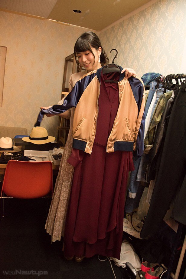 モデルにチャレンジした青木瑠璃子。その舞台裏で実は…!