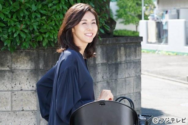 「営業部長 吉良奈津子」(毎週木曜夜10:00-10:54フジテレビ系)の初回視聴率が10.2%を獲得