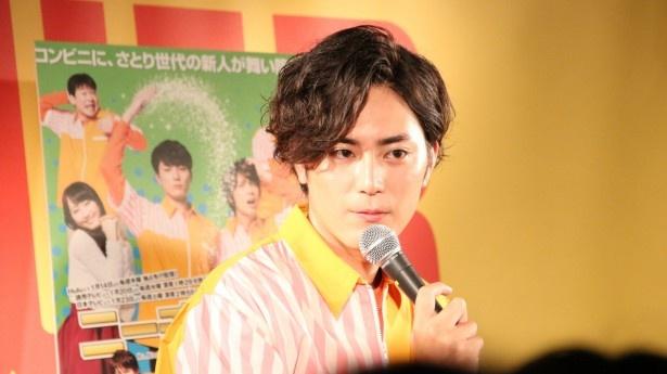 【写真を見る】間宮祥太朗が浦井健治の驚きの一面を明かす!?
