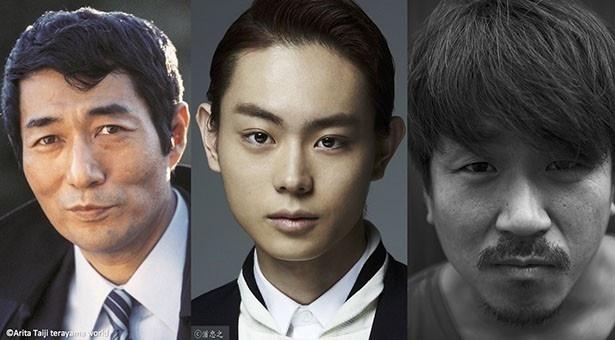 寺山修司が遺した長編小説を、菅田将暉とヤン・イクチュンのダブル主演で映画化