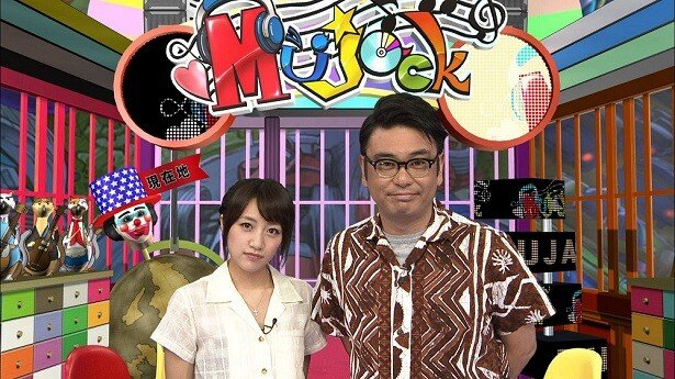 7月22日(金)に放送される「ミュージャック」のゲストはA.B.C-Z