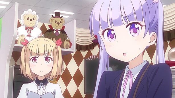 TVアニメ「NEW GAME!」第4話先行カットが到着!キャラ班の初給料の使い道とは?