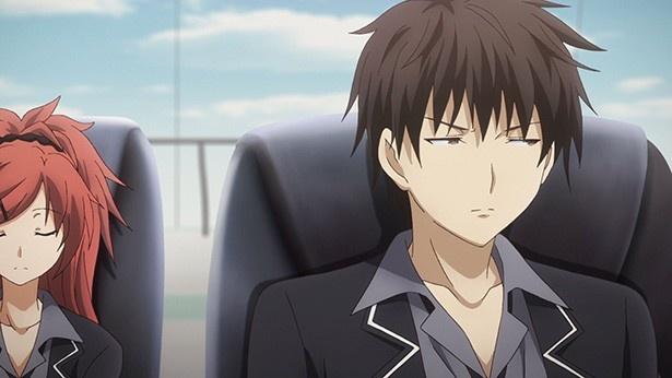TVアニメ「クオリディア・コード」第3話先行カットを公開!
