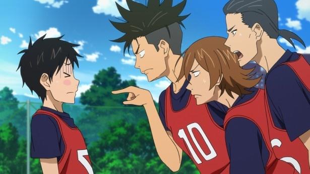 アニメ「DAYS」の第3話『3rd day お前とサッカーするのはめちゃくちゃ楽しいぜバカ野郎』を、場面カットとあらすじで振り返る!