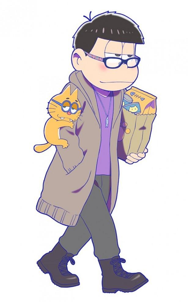 描き下ろし6つ子イラストもあり。「おそ松さん」カスタマイズメガネ登場!