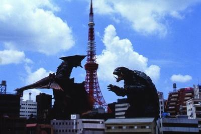 平成ガメラ1作目。『ガメラ 大怪獣空中決戦』。