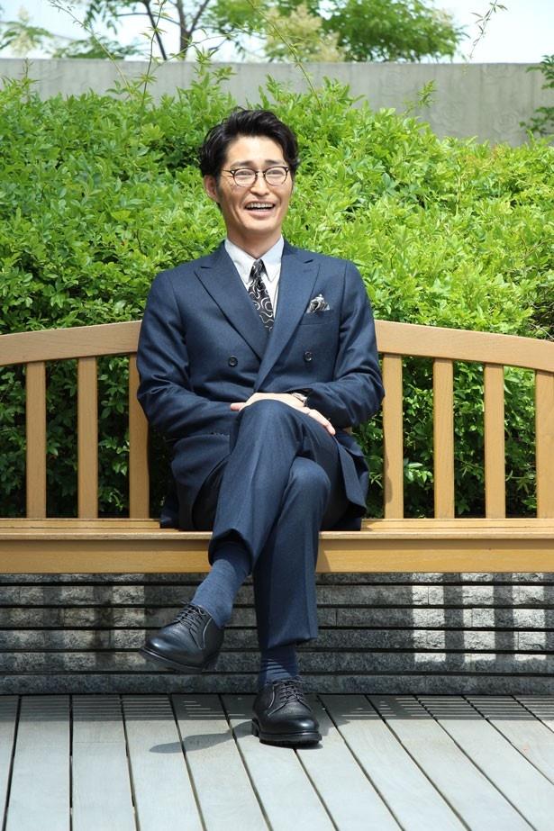舞台「ディスグレイスト-恥辱」 に出演する安田 顕さん