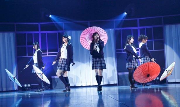 映像&音楽すべて収録!「ハナヤマタ」BD-BOXが12月に発売