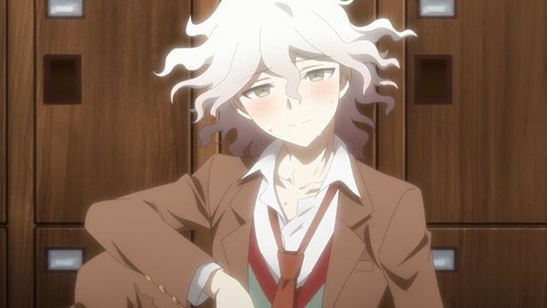 「ダンガンロンパ3 絶望編」第2話場面カットが到着。打ち解けない超高校級ゲーマー・七海千秋に雪染は?