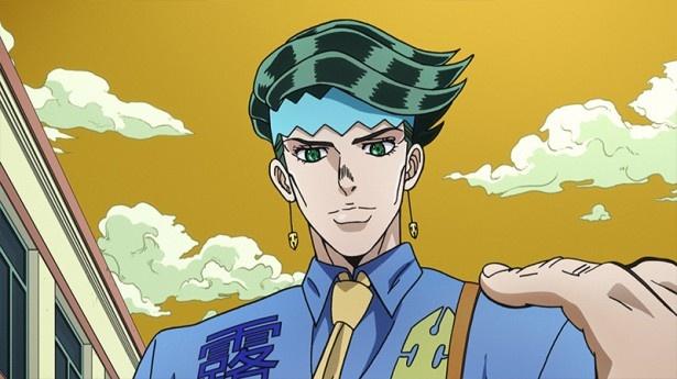 「ジョジョの奇妙な冒険 ダイヤモンドは砕けない」第17話場面カットが到着