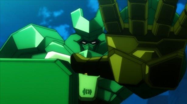 緑の王で《グレート・ウォール》のレギオンマスター、グリーン・グランデも登場