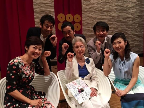 トークショー「真田家ゴッドマザーを囲む会 in和歌山」に真田家の面々が集合!