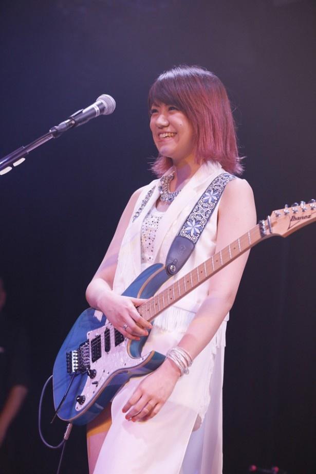 ギターの魚住有希が、LoVendoЯからの卒業を発表