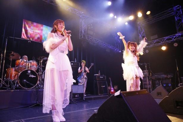 LoVendoЯは8月5日(金)、東京の台場・青海周辺エリアで行われる「TOKYO IDOL FESTIVAL2016」に出演する