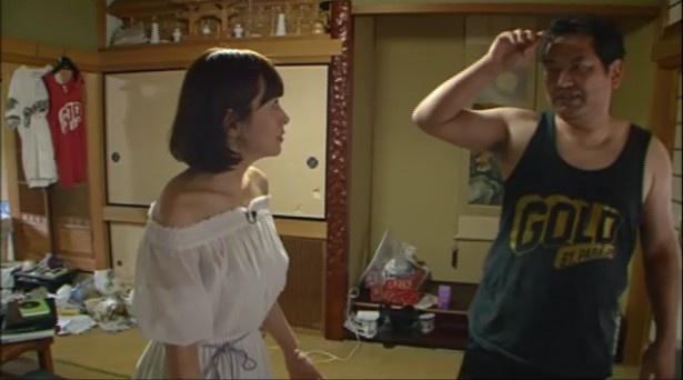 さとう珠緒が野村貴仁の家で鍋パーティーを開催!